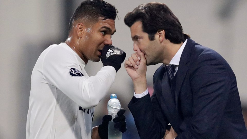 Santiago Solari har fået sat skik på Real Madrid som onsdag tævede Viktoria Plzen.
