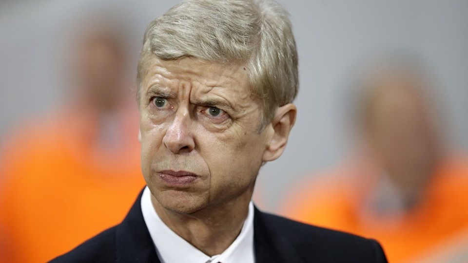 Ifølge Arsenals manager, Arsène Wenger, har Chelsea kurs mod 100 point i Premier League. Foto: AP/POLFOTO