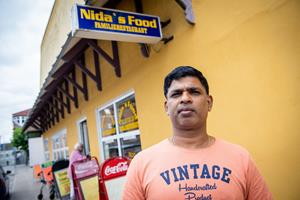 Adskilt fra kone og datter: Pizzeria-ejer i Hobro pendler til Flensborg
