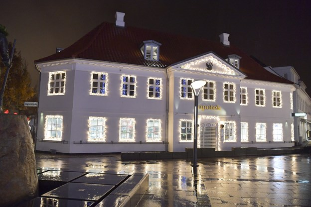 Afslutningskoncerten holdes på Fisketorvet for an Svaneapoteket.