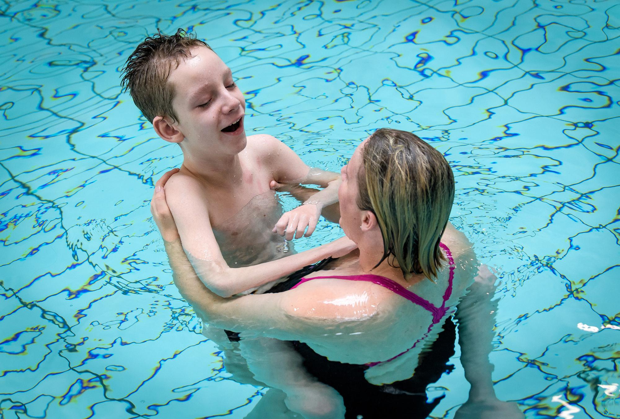 Specialområdet får kniven: Handicappede børn går glip af tur i  svømmehallen
