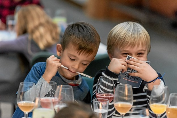 Smagens Time giver børn i alderen 5-15 år chancen for at tage på restaurant uden mor og far. PR-foto