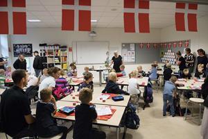 Nu rammer fald i børnetal hårdt: Lille skole har ikke børn til en børnehaveklasse
