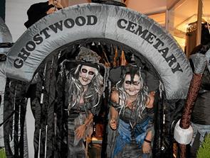 Festligt Halloween By Night i Fjerritslev