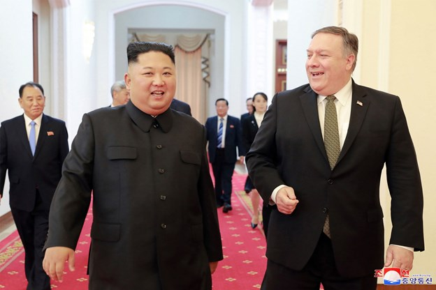 Nordkorea kræver USA's Pompeo fjernet fra forhandlinger
