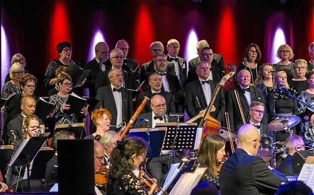 Nytårskoncerten på Kappelborg har været en tradition siden Købstadsjubilæet i 2013. Foto: Skagen Fotoklub