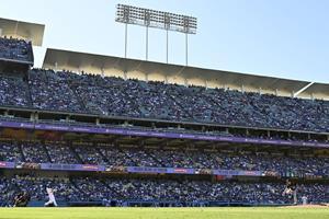 808 fans er ramt af baseballs under kampe siden 2012