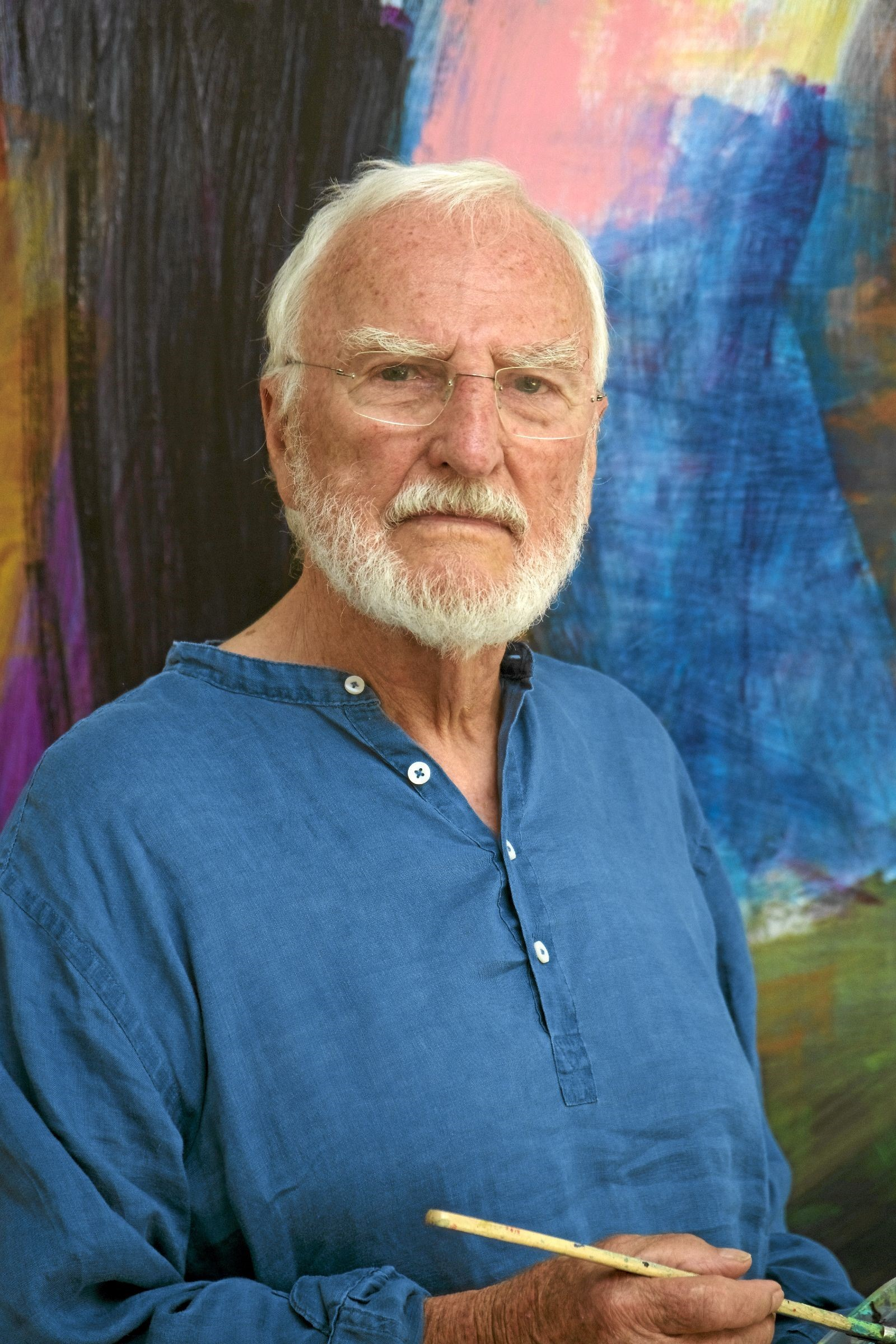 Arne Haugen Sørensens nye kunstbog: En god fortælling fra et langt liv