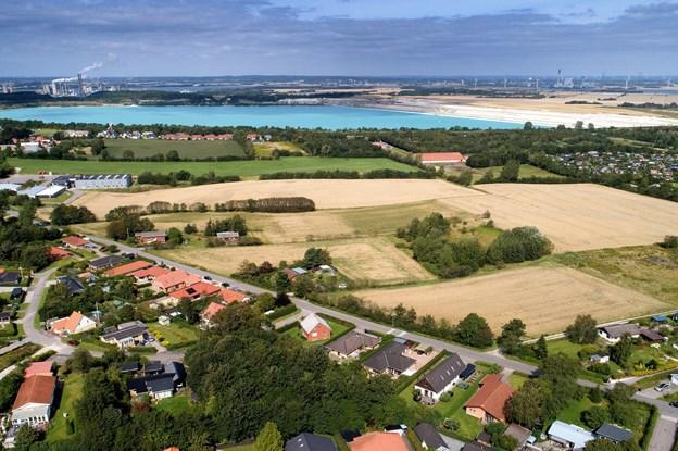 Landsbyer klar til kamp: - Det her areal i Aalborg Øst er udset til storstilet boligbyggeri