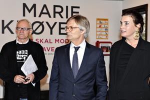 Bille August til verdenspremiere i Skagen