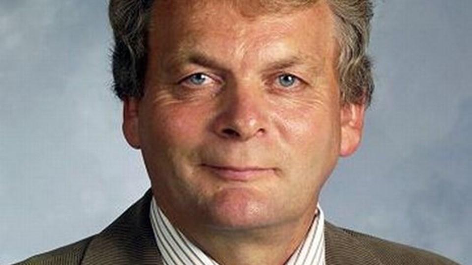 Erik Nielsen (DF) har søgt om orlov. Arkivfoto