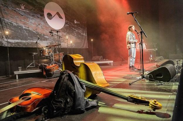 Lydkanten slutter med koncerter rundt omkring i Nordjylland. Her i Det Musiske Hus.  Arkivfoto: Peter Broen