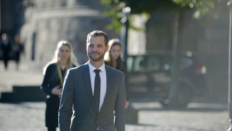 Folketingets åbning Foto: Scanpix/Ida Guldbæk