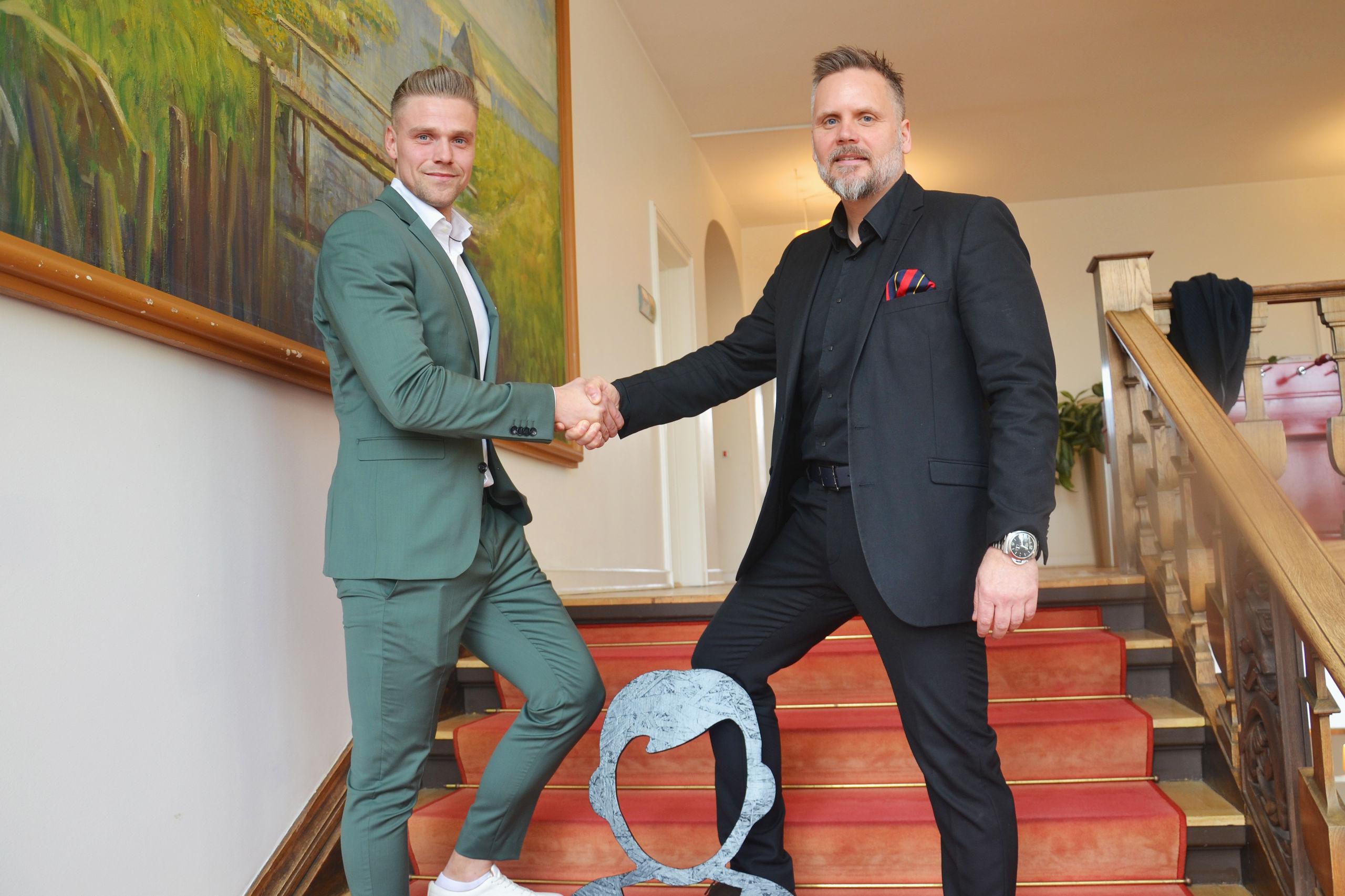 Aalborg-virksomhed indtager Danmark: Det går stærkt hos Waiteer