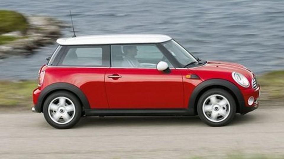 En diesel-udgave af Mini får snart premiere i Danmark.
