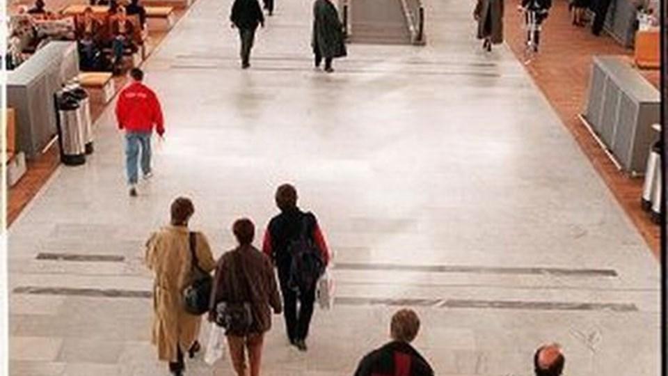 Oslos Lufthavn, Gardermoen. Her blev en rumæner 24. juli 2007 snuppet i tolden med over to kilo kokain. I går blev bagmanden bag smuglingen, en 62-årig mand fra Arden, idømt seks års fængsel.Arkivfoto