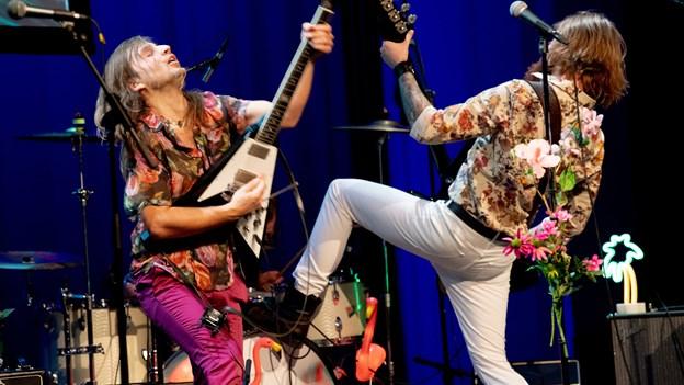 Nordjyske musiktalenter viste sig frem for musikbranchen: - Jeg kedede mig ikke et sekund