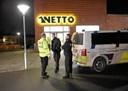 Røveri: Netto-vagt slået i hovedet med en flaske Mokaï - røver varetægtsfængslet