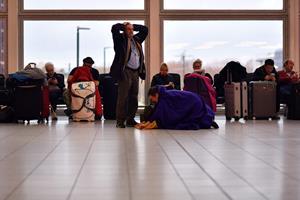 Fejl i London-lufthavn påvirker tusinder af passagerer