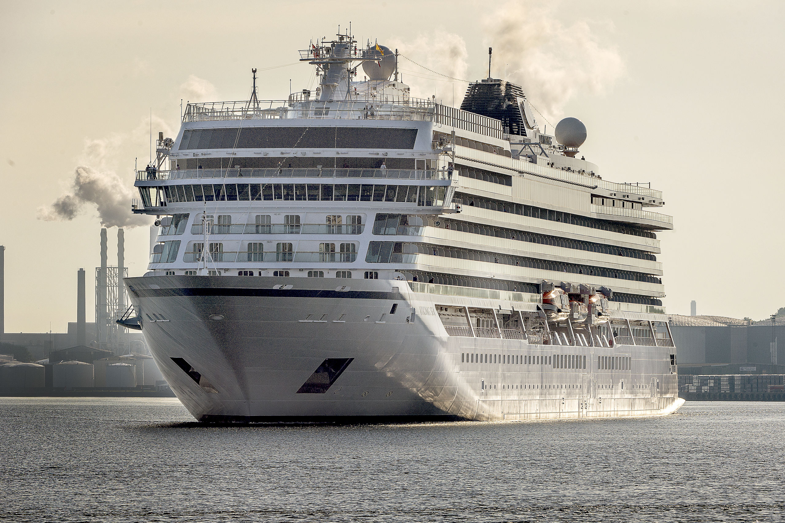 Vanvittig rekord: Så mange krydstogtskibe har kurs mod Aalborg