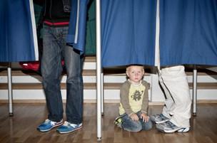 Demokrati er noget, vi viser vores børn