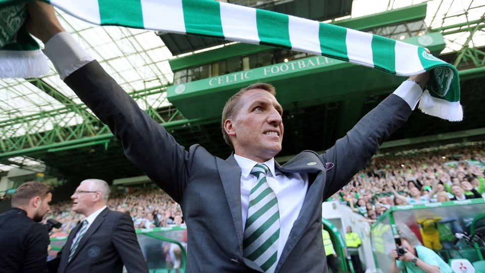 Celtic - Brendan Rodgers Press Conference Foto: Reuters/Russell Cheyne