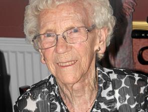 Rigmor Johanne har 100 års fødselsdag