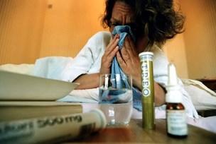 Influenza: Så mange nordjyder blev testet positive i uge 6