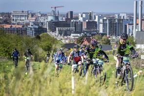 Kæmpe MTB-løb: Her kan du møde cykelrytterne