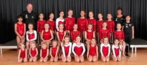 Polsk træner til idræts- gymnaster i Jebjerg