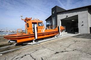 Død sømand hentet i land af redningsstation