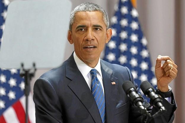 Trods stor spareplan: Aalborg Universitet støtter Obama-besøg med 850.000 kroner