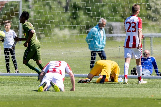 Trods nederlag: AaB tror fuldt og fast på titel i U19