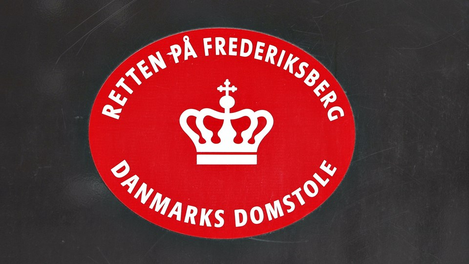 Retten på Frederiksberg skal om to uger behandle en sag om et tocifret millionrøveri, hvor tre mænd er tiltalt. Foto: Scanpix/Simon Læssøe