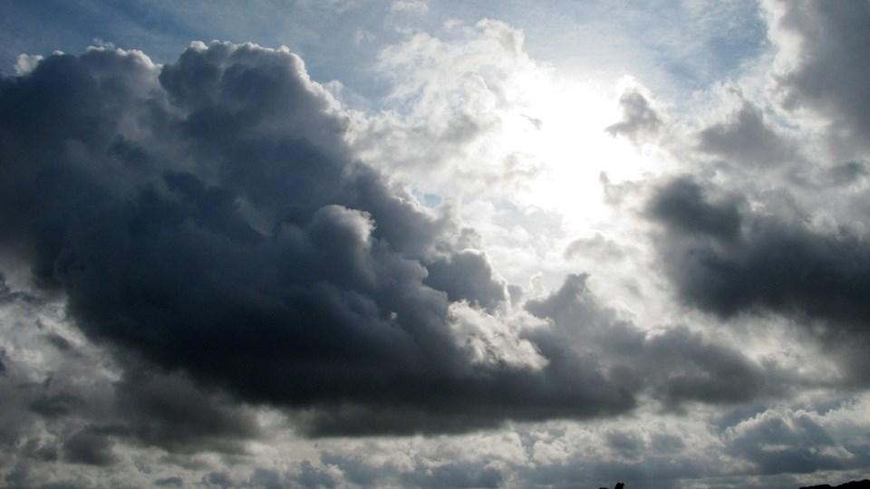 Den kommende uge byder på både sol, frost, sne og regn, oplyser DMI. Foto: Free/Www.colourbox.com/arkiv