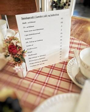 Søndags Cafeen er snart tilbage i Lørslev