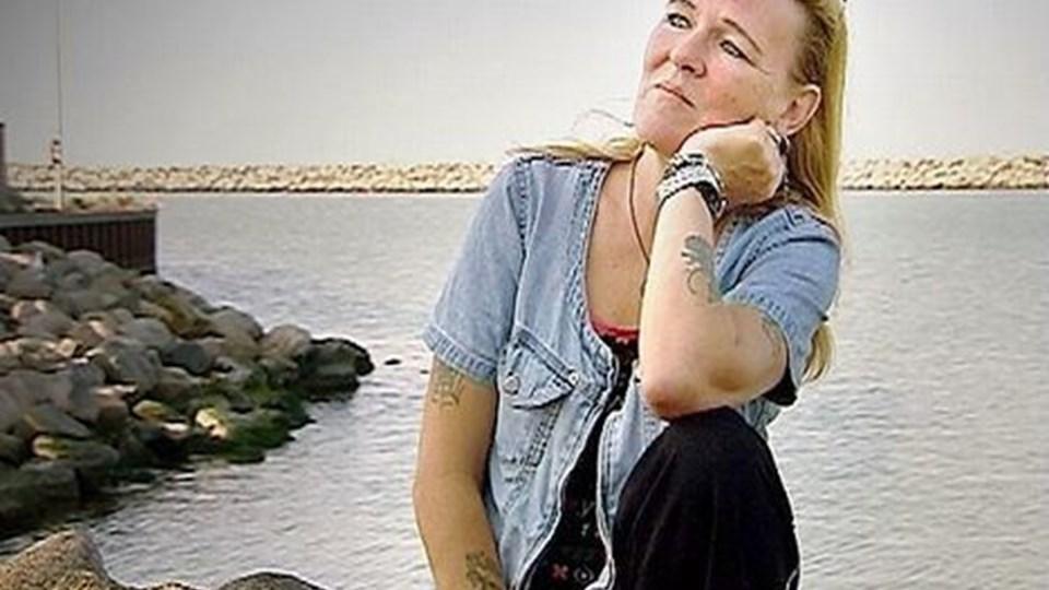 Hvis politiet har fulgt alle retningslinjer for tilsyn, forstår Helle Schultz Olofsen ikke, hvordan det kan gå til, at hendes tidligere samlever, Thor, pludselig kunne ligge i detentionen med en livstruende hjerneblødning. Foto: Thomas Gaardsmand