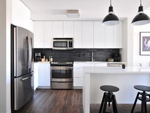 Få et smukkere køkken eller badeværelse ved at holde øje for detaljen