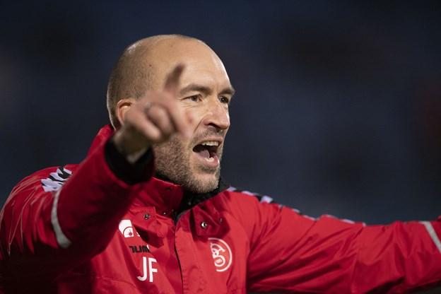 Jacob Friis fortsætter som cheftræner i AaB