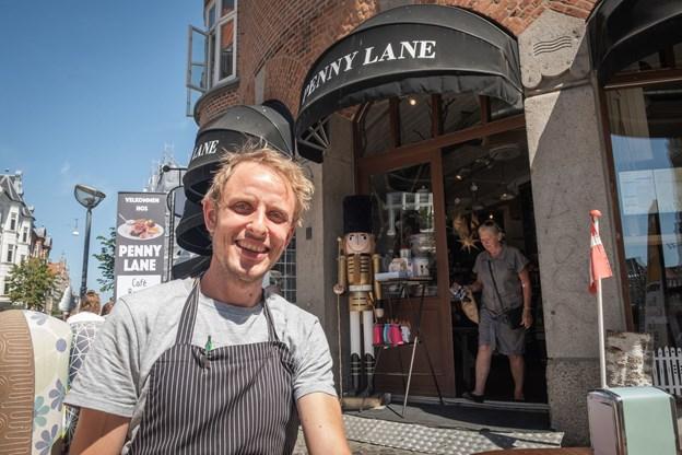 Jonas Hütscher-Hejlesen understreger, at Penny Lane forbliver den Penny Lane, som gæsterne kender.