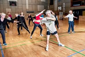 Nyt træningstilbud til seniorer i Asaa