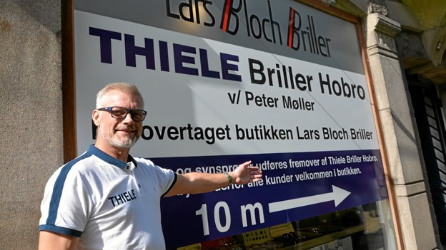 Thiele overtager Lars Bloch Brillers kunder