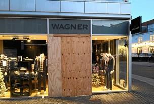 Indbrud i tøjbutik rammer julehandel