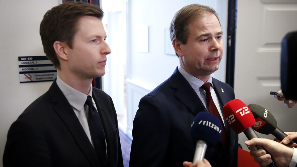 Nye forhandlinger om boligbeskatningen Foto: /ritzau/Dresling Jens/arkiv