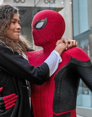 Spiderman i BASbio
