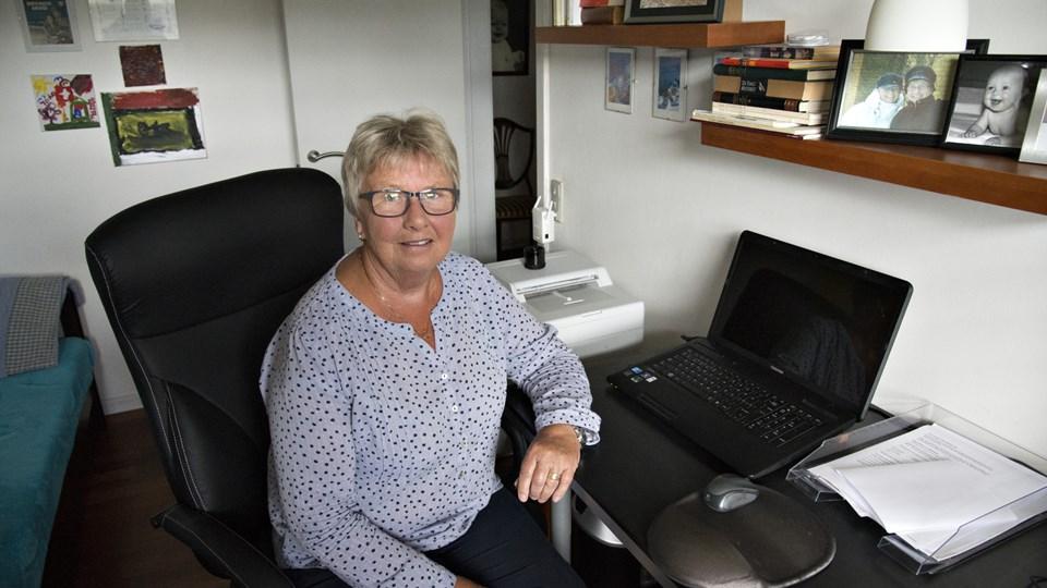 Formanden for ældrerådet, Hanne Andersen, mener, at de nye beboere på ældrecentrene er med til at skabe liv.