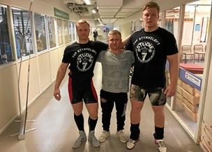 Stærke mænd fra Thy vandt DM-guld
