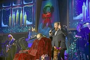 Tæt ved udsolgt til Stig Rossen julekoncert