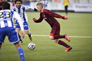 Kusk og offensiven klar til Brøndby