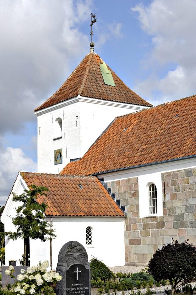 Gospel koncerten foregår i Ravnkilde Kirke, og der er gratis adgang for alle interesserede. Arkivfoto